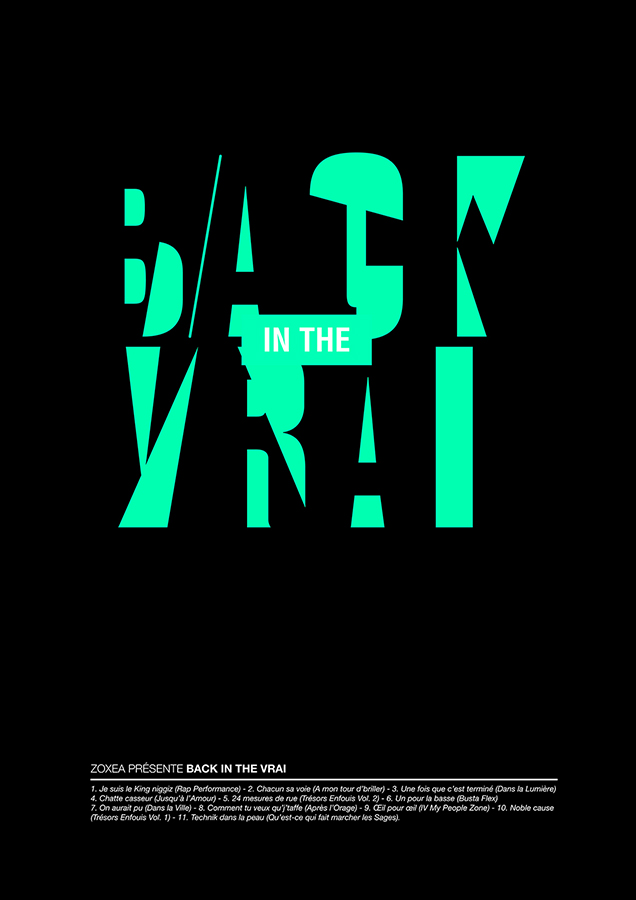 Zoxea – Back in the vrai